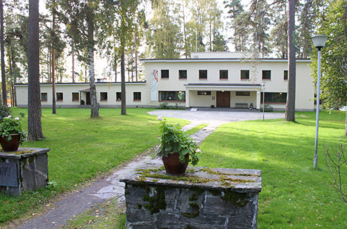 Facilities for meetings and festivities Honkahovi