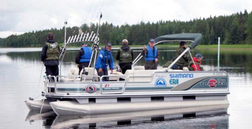 VIP-программа «Мянтюкаллио»: отдых и рыбалка